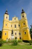 Roman Catholic Basilica in Oradea Stockfoto