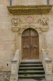 Roman Catholic Cathedral Alba Iulia image stock