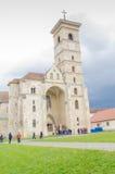 Roman Catholic Cathedral Alba Iulia Royalty Free Stock Photos