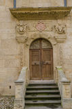 Roman Catholic Cathedral Alba Iulia Stock Image