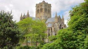 Roman Catholic Cathedral av St John det baptistiskt i Norwich, Norfolk, UK royaltyfria bilder