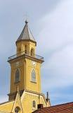 Roman Catholic Cathedral, Berehove, Ukraine Stock Photo