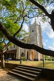 Roman Catholic Cathedral idoso Fotos de Stock