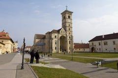 Roman-Catholic Cathedral Saint Michael Stock Image