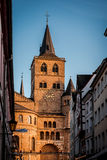 Roman Catholic Cathedral of Saint Peter in Trier Royalty Free Stock Images