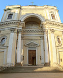The Roman Catholic Cathedral of St. Catherine in Saint Petersbur Royalty Free Stock Image