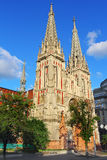 Roman Catholic Cathedral Royalty Free Stock Images
