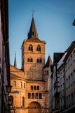 Roman Catholic Cathedral von St Peter im Trier Lizenzfreie Stockbilder