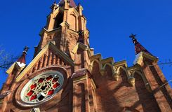 Roman-Catholic Church Royalty Free Stock Photo