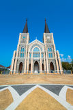 Roman Catholic Church royalty-vrije stock foto