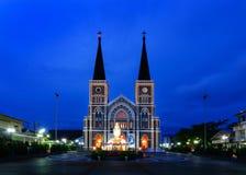 Roman Catholic Church Stock Photo
