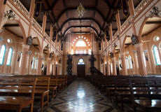 The Roman Catholic Church, Chanthaburi Province, Stock Photos