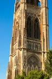 Roman Catholic Church de Libourne Imagens de Stock Royalty Free