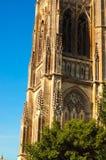 Roman Catholic Church de Libourne Foto de Stock