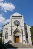 Roman Catholic Church dell'immacolata concezione di vergine Maria benedetto in Jalta, Crimea, Immagini Stock Libere da Diritti