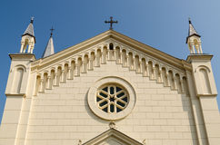 Roman Catholic Church Details Royalty Free Stock Images
