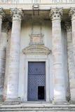 Roman Catholic church of the Exaltation of the Holy and St. Jose Royalty Free Stock Photo