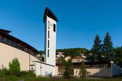 Roman Catholic Church of the Holy Family. Stock Photos