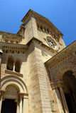 Roman Catholic church on the island of Gozo, Malta. Stock Image