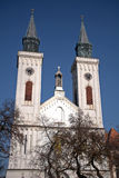 Roman catholic church, Sombor, Serbia. Roman catholic church in Sombor, Serbia Stock Image