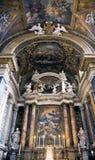 Roman Catholic church St. Rita of Cascia. Rome, Italy Stock Photography