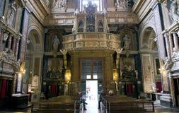 Roman Catholic church St. Rita of Cascia. Rome, Italy Stock Photo
