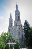 The Roman Catholic Church in Vinga Royalty Free Stock Photography
