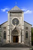 Roman Catholic Church in Yalta, Crimea, Ukraine Royalty Free Stock Photo