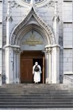 Roman Catholic Church in Yalta, Crimea, Ukraine Stock Photos