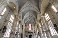 Roman Catholic Diocese of Nha Trang Stock Image