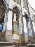 Roman Catholic Oura Church in Nagasaki Royalty Free Stock Images