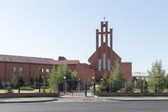 The Roman Catholic parish of Stock Photo