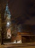 Roman-Catholic parish Royalty Free Stock Image