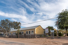 Roman Catholic Primary School i Keimoes Fotografering för Bildbyråer