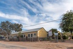 Roman Catholic Primary School in Keimoes Stock Afbeelding