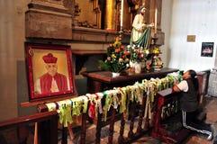 Roman Catholicism nel Messico immagini stock