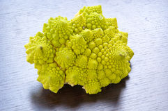 Roman cauliflower Royalty Free Stock Images
