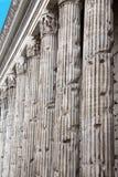 Roman Chamber de commerce, Rome, Italie Photographie stock libre de droits
