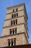Roman Church Bell Tower Fotografia Stock
