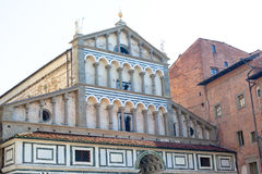 Roman church Royalty Free Stock Images