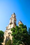 Roman Church in Oradea Stock Photo