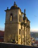 Roman Church Porto - façade image libre de droits