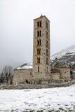 Roman Church of  Sant Climent de Taull, Catalonia - Spain Stock Image