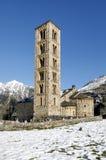 Roman Church of  Sant Climent de Taull, Catalonia - Spain Royalty Free Stock Photo