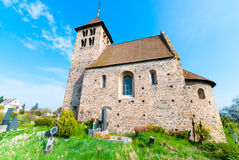 Roman church Royalty Free Stock Image