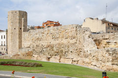 Roman circus of Tarragona. In Spain Stock Photos