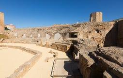 The Roman circus in Tarragona Stock Photos