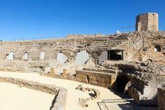 The Roman circus in Tarragona Royalty Free Stock Photos
