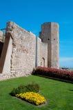 Roman circus tower in Tarragona Stock Photo
