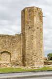 Roman circus tower, Tarragona, Spain. Royalty Free Stock Image